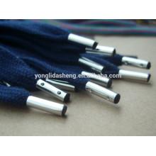 Puntas de metal cordón de cordón de accesorios de decoración de cordones a la venta