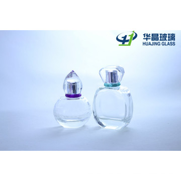 10ml -180ml Colored Empty Glass Perfume Bottle with Spray