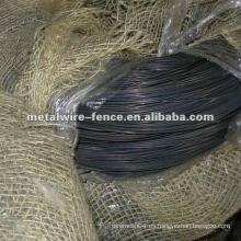 Cable de hierro recocido negro Fabricante