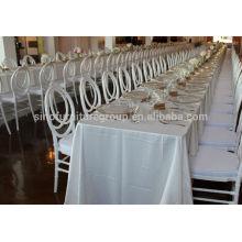 Cadeira de phoenix de casamento de gelo