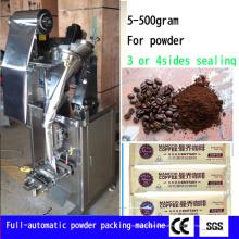 Precio para la empaquetadora automática del polvo de la bolsa del sello trasero