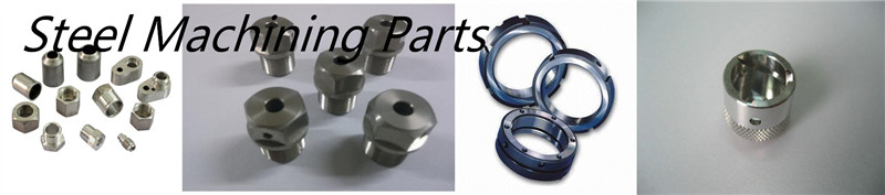 Precision OEM machining steel metal parts