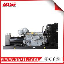 Générateur 1080KW / 1350KVA 50hz avec moteur Perkins 4012-46TWG3A fabriqué au Royaume-Uni