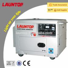 4,5 кВт бесшумный генератор