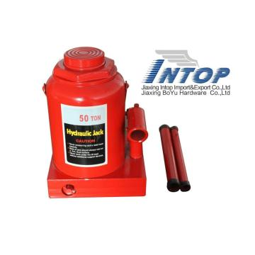 50 ton car lifting hydraulic bottle jack