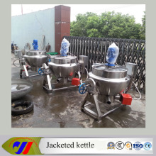 Jacketed Kettle by Gas Heating