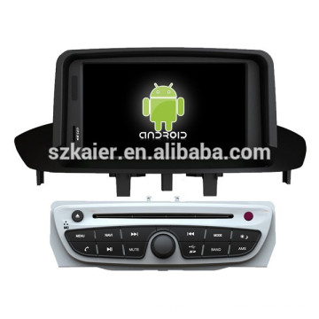 Glonass/GPS Android 4.4 Mirror-link TPMS DVR car GPS player for Renault Megane 2014/Fluence with GPS/Bluetooth/TV/3G