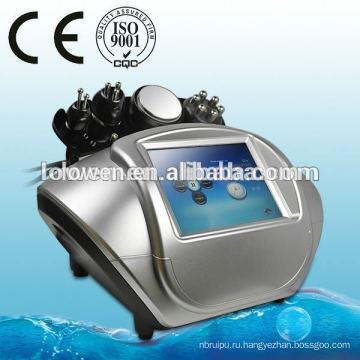Хорошая цена! 5 В 1 Биполярный tripolar кожа RF затягивая кавитацию уменьшая машину