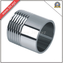 Forged Stainless Steel Threaded Pipe Nipple (YZF-PZ127)