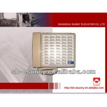 interphone ascenseur pour fuji / ascenseur pièces pour /mechanical vente pièces de rechange