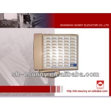 elevator intercom for fuji / elevator parts for sale /mechanical spare parts