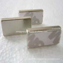 Rectangle Magnet with 3m Adhesives