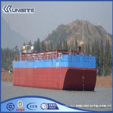 Barcaza flotante de la cubierta de la grúa de la alta calidad (USA3-010)