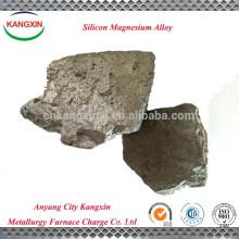 Manganeso ferroso del silicio de la pureza como añadidos del bastidor / añadidos del arrabio