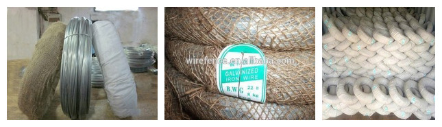 galvanzied wire package