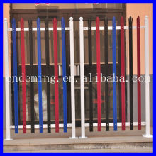 Hot Dipped Galvanized Palisade