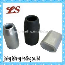 2014 Manchons ovales en aluminium de haute qualité US