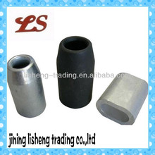 2014 High quality US type Aluminium oval Sleeves
