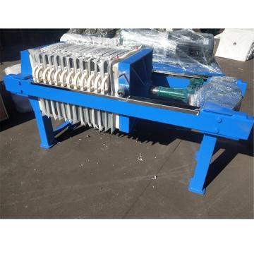 Ce Certificated Sludge Automatic Filter Press Machine
