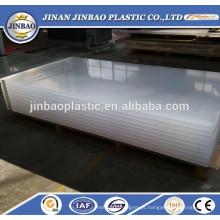 folha de plexiglass grosso resistente ao calor de 20mm grossistas fábrica