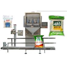 Grande capacidade da máquina de empacotamento do arroz 10kg