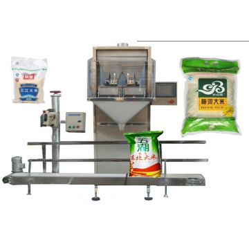 10kg Rice Packaging Machine Large Capacity