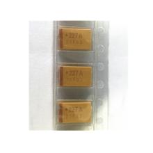Tantalum Capacitor Solid 220uF 10V D CASE 20% Inward L SMD 7343-31 0.5 Ohm 125C T/R   ROHS TAJD227M010R