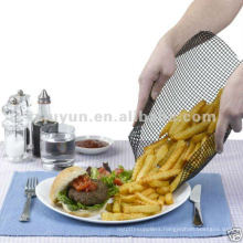 No-stick & Reusable Teflon Chips Cooking Basket