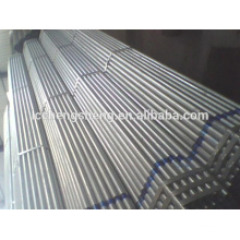 Hot dipped galvanized steel pipe Q235