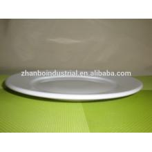 Plato de fruta de porcelana duradero