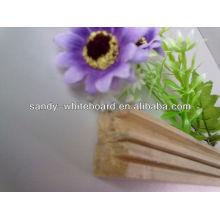 Molduras de madeira acessórios para quadro branco XD-PJ029-2