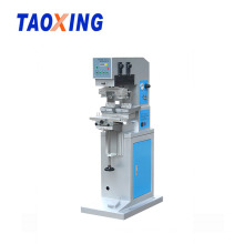 1 color 2 heads inkwell pad printing machine