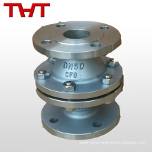 Stainless steel flame arrestor