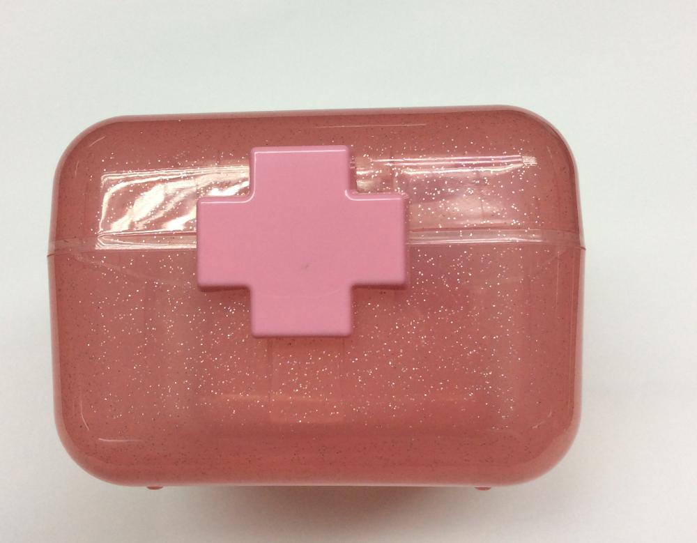 Plastic Square Portable Storage Box