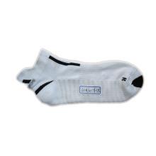 Hombres Coolmax mujeres calcetines deportivos con medio cojín (css-04)
