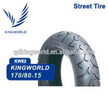 Menos pneus de moto de rua rolando Resitance 170/80-15