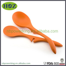 silicone material, spoon, tongs, slotted spoon, ladle, turner