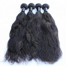 China Brasilianische Haar Hersteller Grade 8A Reine Menschenhaarverlängerung Natürliche Welle Haarwebart