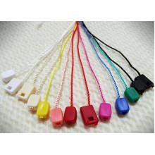 Tag de corda de nylon para roupas