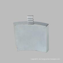 Gesinterter Neodym N42 Magnet Stong Magnetismus Seltener Erde Magnet