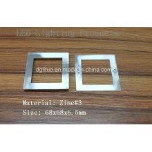 Frame da iluminação do diodo emissor de luz / liga do zinco Die Casting Products