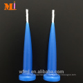 China Exporter Multiple Colours Available Light Blue Bullet Candle For Sydney Sale