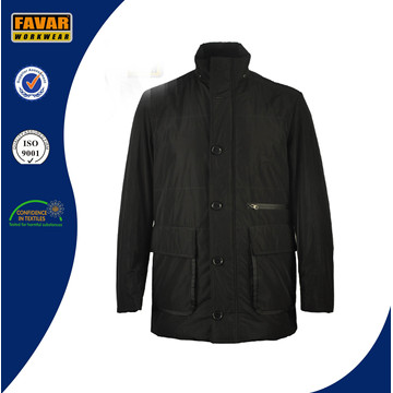 Fashion Classic Style Isoliert Daunen Winter Jacke für Herren
