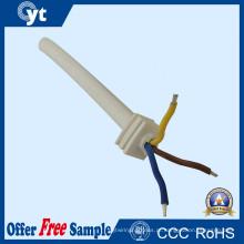 Cabo elétrico do PVC do condutor de cobre