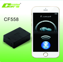 Smart car engine lock from smart phone bluetooth 4.0