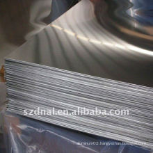Aluminum sheets 5052 H32 insulation board used in vehicles