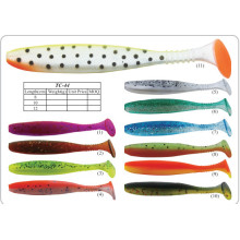 Attractive PVC Fishing Bait Fishing Lure