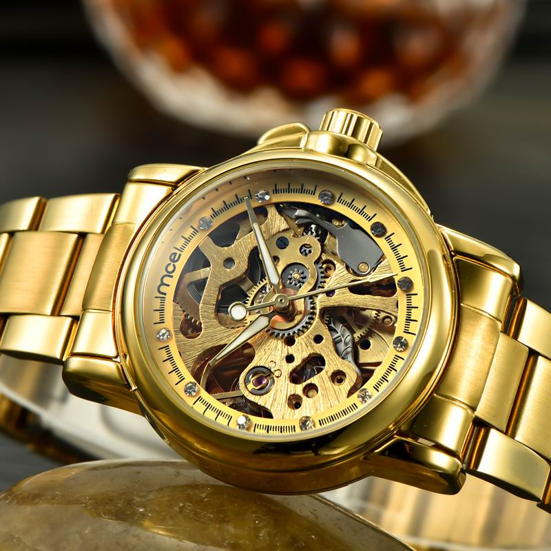 custom faces bulk water resistant movement 24 hour women watch