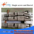 wpc extrusion twin screw barrel