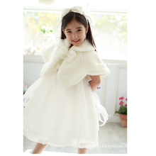 winter wraps for girls/party wedding dress wrap/fur coat